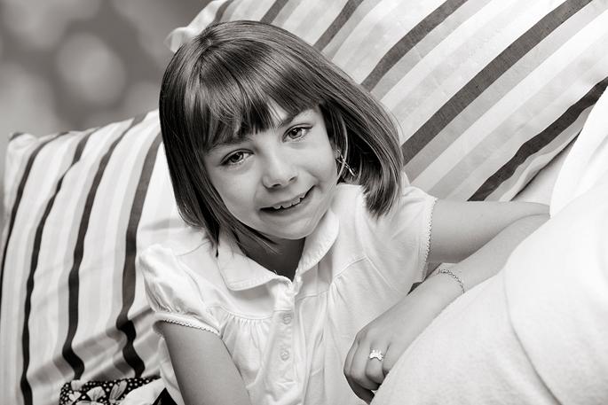 Portraits d'Océane