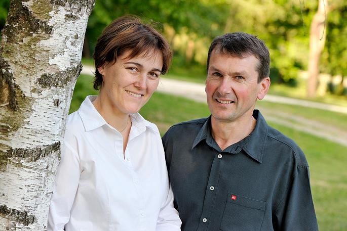 Portraits d'Estelle & Éric