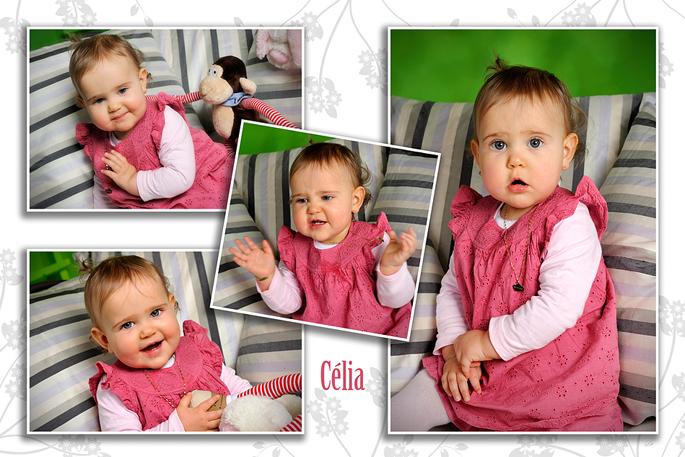 Portraits de Célia & Lolita