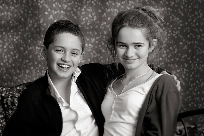 Portraits d'Amélie & François