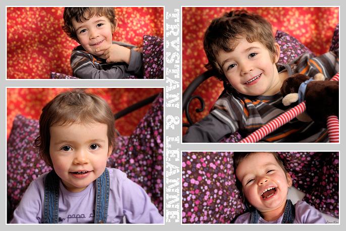 Portraits de Léanne & Trystan