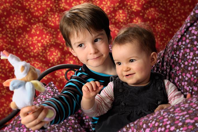 Portraits d'Axel & Mélissa