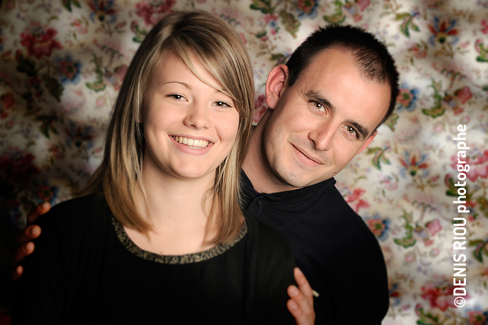 Portraits Anthony & Maryse