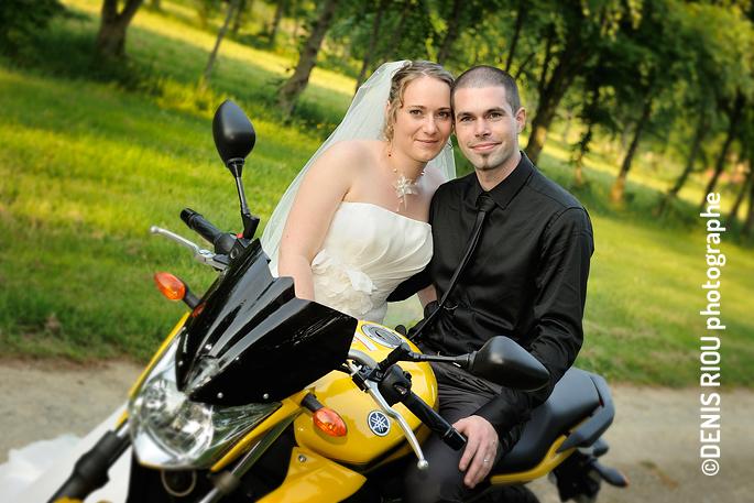 Mariage au parc Floral
