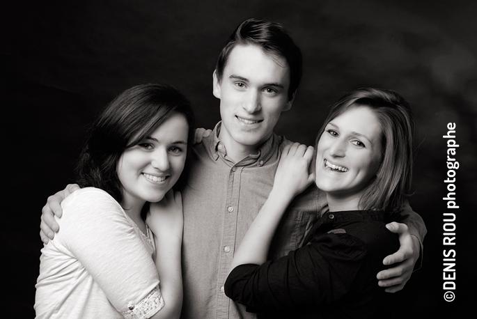 Un gars, deux filles
