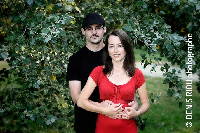 Adeline et Antoni, Pacs à Rennes