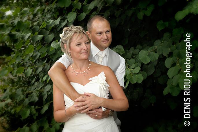 Mariage Peggy et Joël