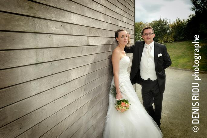 Mariage à Vitré, Yann et Mélody