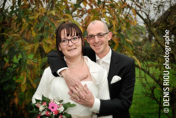 Mariage à Landavran