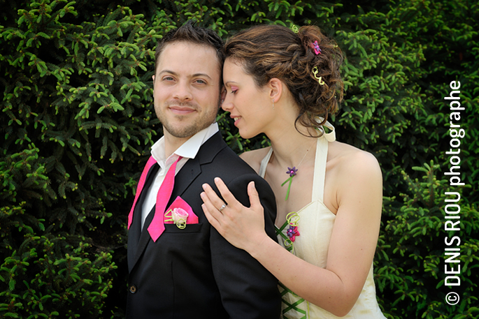 Mariage à Mordelles