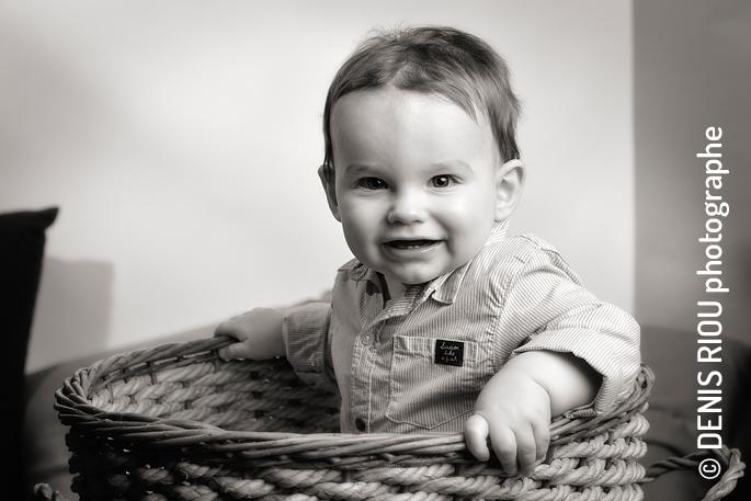 Jules, portrait enfant