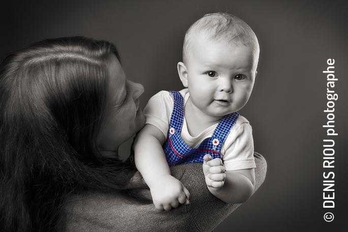 Portrait bébé, Félix