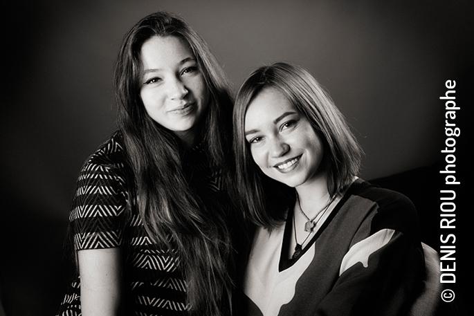 Emeraude & Hermine