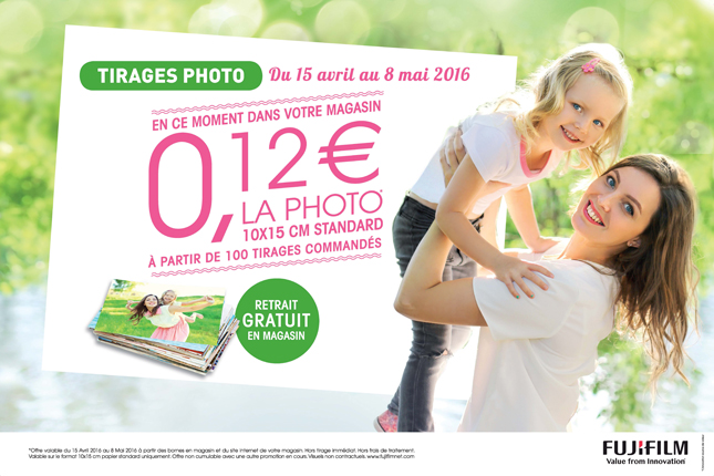 tirages promotion avril 2016 BRUZ