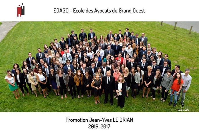 Jean-Yves LE DRIAN à l'EDAGO