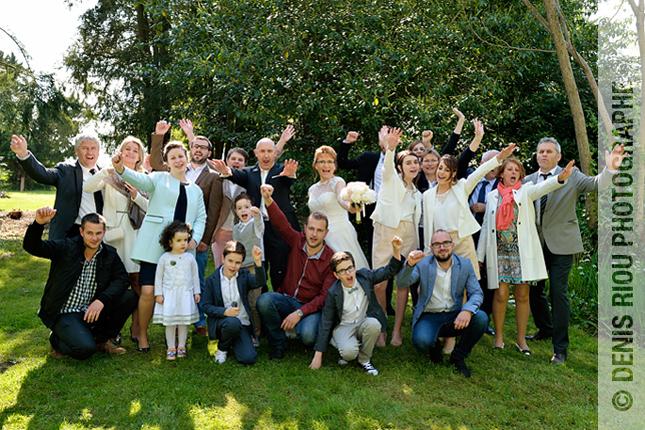 b277   Mariage à Bruz Anne et François © Denis RIOU photographe