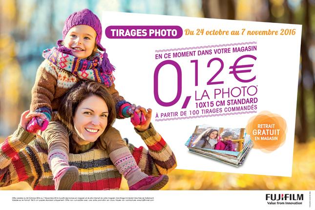 promotion tirages photo