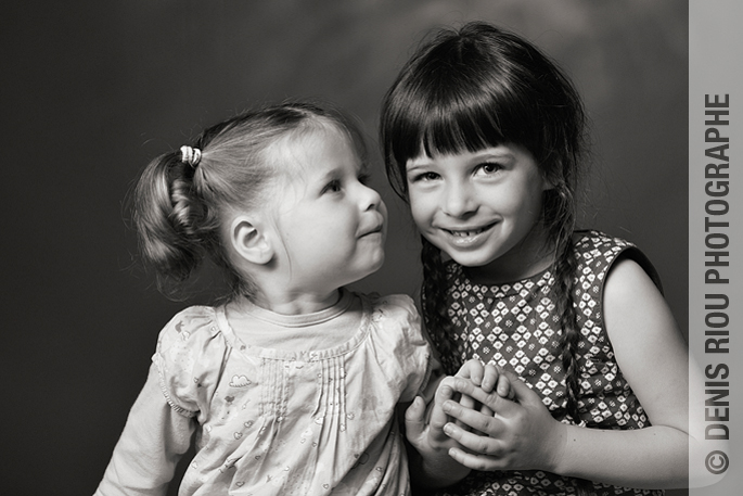 Portraits – Noémie & Camille