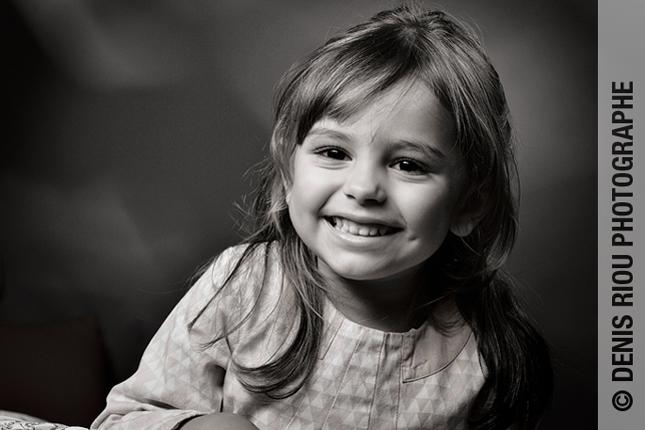 b 50 nb  portrait enfant © DENIS RIOU photographe Bruz