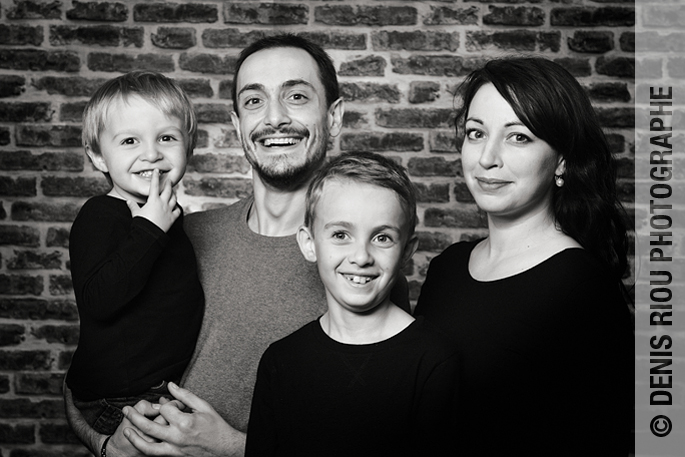 Portrait en famille