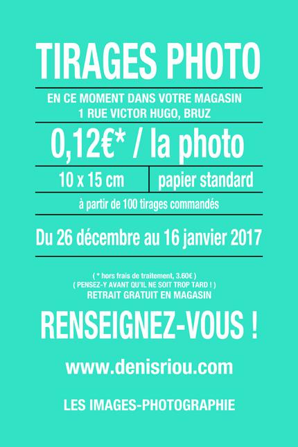 tirages photo promotion Fujifilm © DENIS RIOU photographe BRUZ