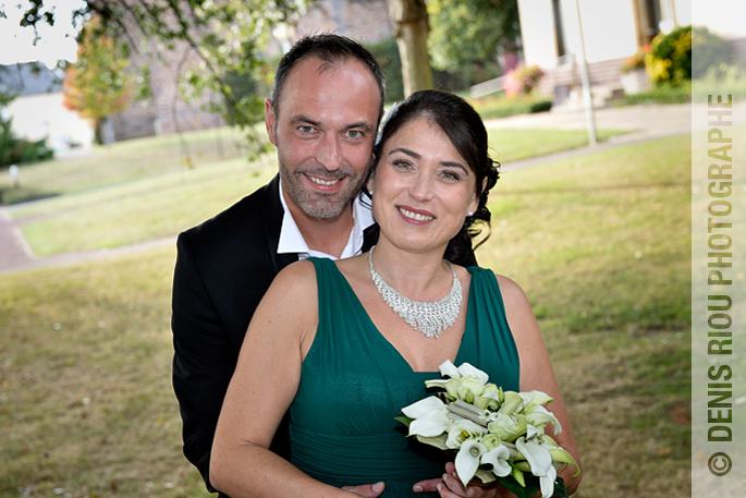 Mariage à Chavagne