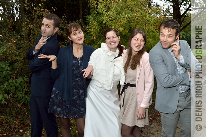 Reportage mariage Saint Lunaire