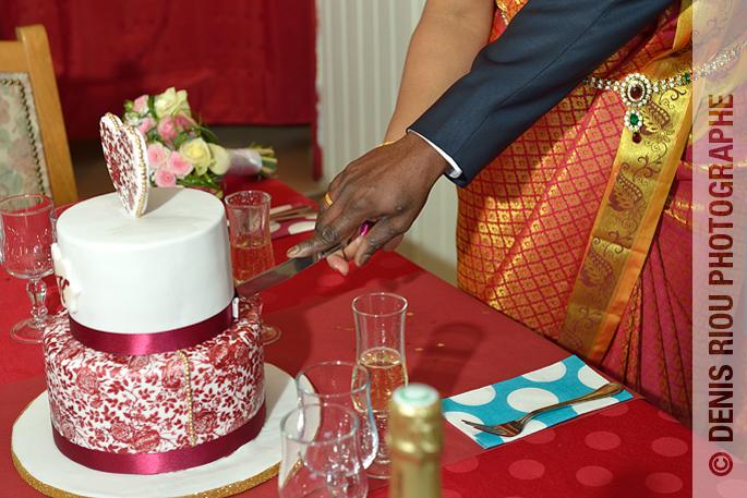 Mariage St Jacques de la Lande