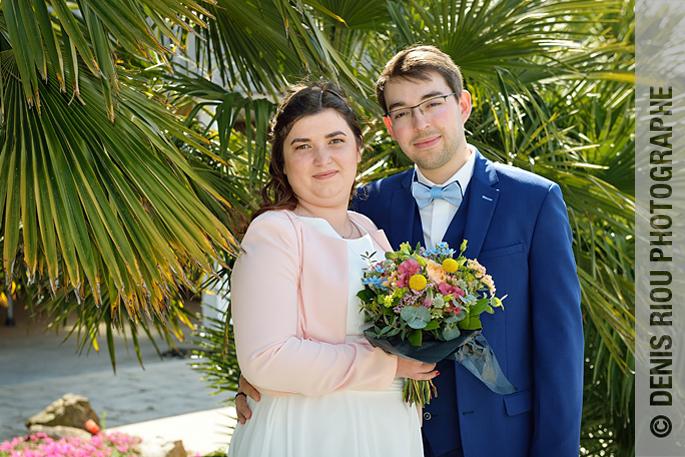 Mariage : Clémence et Guillaume