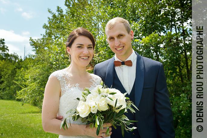 Mariage d'Anne Laure et Romain