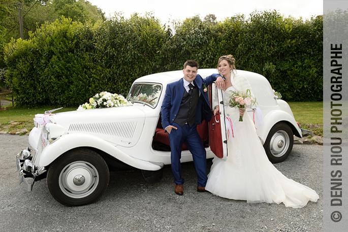 Mariage d'Anthony et Céline